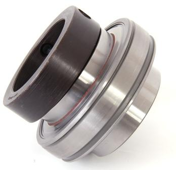 Bearing Inserts Spherical Outer, and Eccentric Collar Lock, Extended Inner both sides 1000DECGG