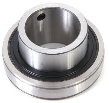Bearing Inserts Spherical Outer 1200G Extended Inner one Side, Set Screw Lock