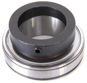 Bearing Inserts Spherical Outer, and Eccentric Collar Lock, Extended Inner one side only 1200ECG