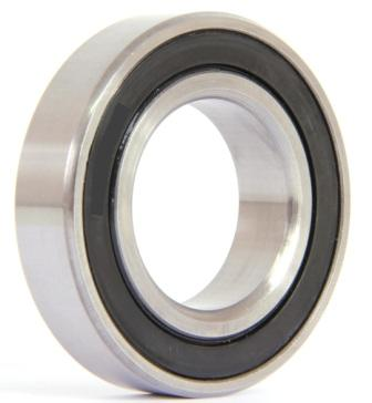 Maximum Capacity Ball Bearings (High Radial Load, with filling slot)