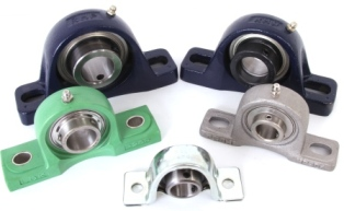 2 Bolt Housed Bearings