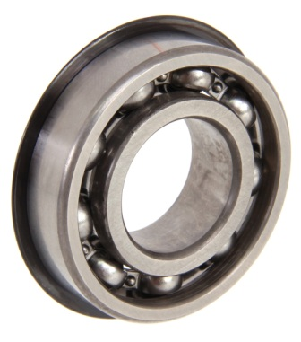 Ball Bearings With a Circlip On the Outer Race