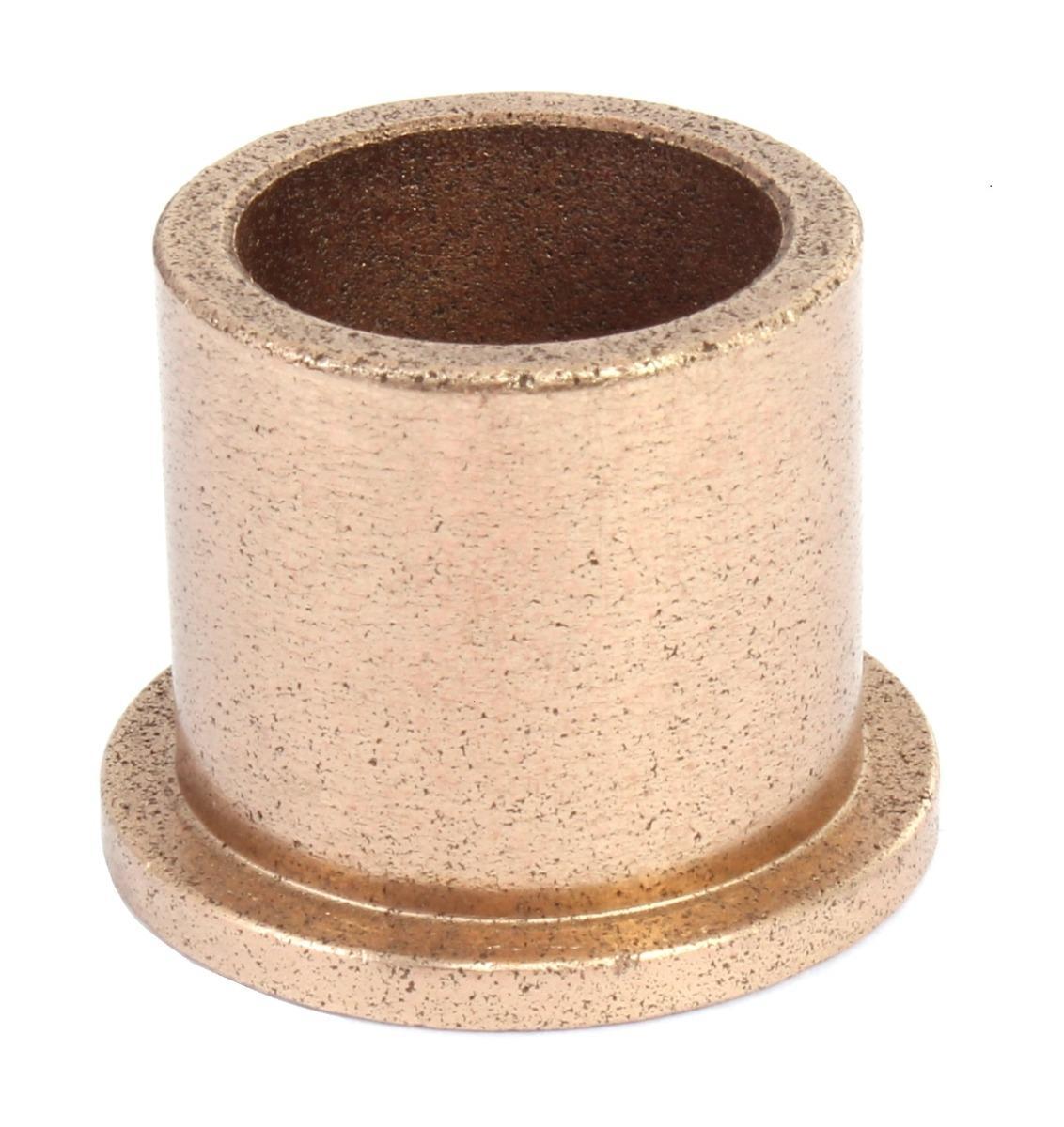 AL253230 Huile Filled Fritté Bronze BUSH-à brides 25x32x30mm
