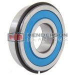 63/32-2RSNRC3 Ball Bearing Sealed with Snap Ring And Groove PFI 32x75x20mm