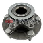 Renault Koleos Front Wheel Bearing Hub with From 2008 with ABS Encoder PFI