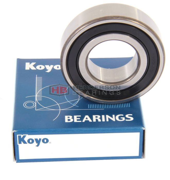 Qty.2 6005-2RS two side rubber seals bearing 6005-rs ball bearings 6005 rs