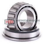 30208BF Fersa Taper Roller Bearing Flanged 40x80x19.75mm