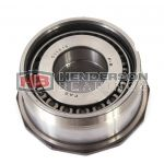 521676C, 331335E, 113311219B Volkswagen Double Cup Gearbox Taper Roller Bearing FAG 35x82x39.5mm