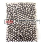 5.47mm Hard Carbon Steel Ball Bearing Slingshot & Catapult Ammo (Pack of 500)
