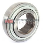 209KRRB2C3 Agricultural  Baler Bearing Compatible John Deere AE40895 - Hex Bore