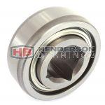 W208PPB12 Disk Harrow Bearing - Premium Quality PFI - Hex Bore