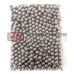 5.47mm Hard Carbon Steel Ball Bearing Slingshot & Catapult Ammo (Pack of 1000)