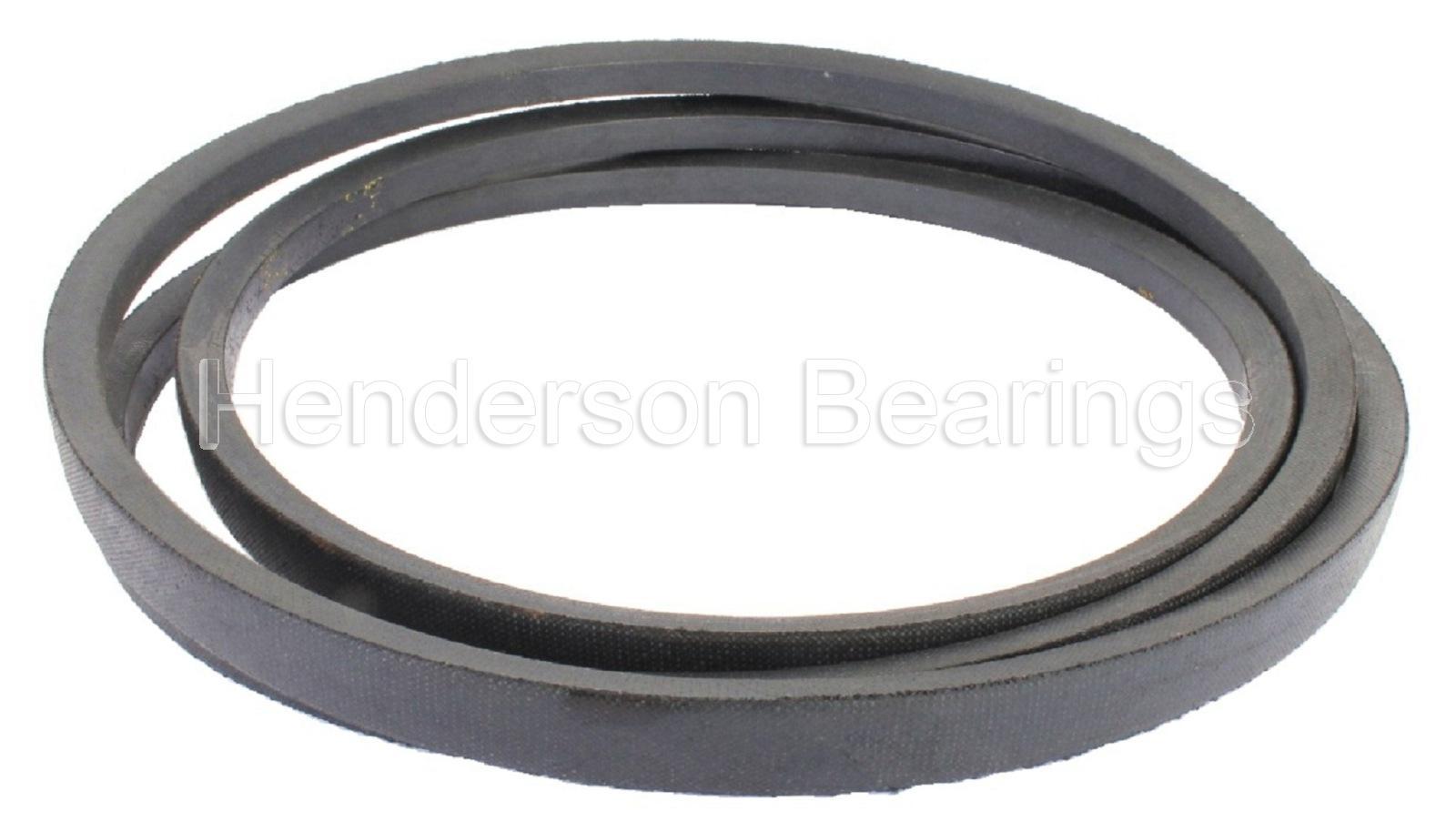 """A39.5 Quality Branded V Belt 13mmx8mm 39.5/"""" Inside 41.5/"""" Outside Length"""