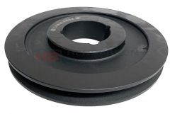 SPA106X1 Taper Lock V Pulley Cast Iron 1 Groove - 1610