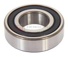 2200-2RS Double Row Self Aligning Ball bearing Premium Brand Koyo 10x30x14mm