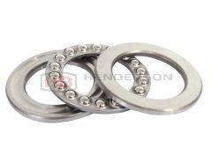 51100 3 Part Thrust Bearing Premium Brand koyo 10x24x9mm
