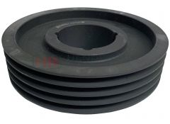 SPA100X4 Taper Lock V Pulley Cast Iron 4 Groove - 1615