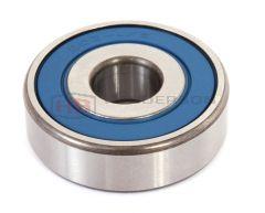 """6203-2RS 1/2""""C3 Ball Bearing Sealed PFI 1/2""""x40x12mm"""