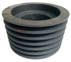 SPA100X6 Taper Lock V Pulley Cast Iron 6 Groove - 1615