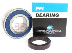 88128-2RS, 407592, 514003 Rear wheel Bearing with spacer 38.89x80x27.5x21mm