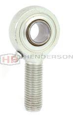 BRTM10-00-501 10mm Bore Male Heavy Duty Rod End - Premium Brand Durbal