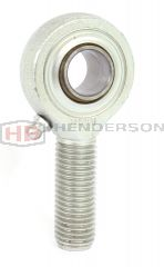 BRTM12-00-501 12mm Bore Male Heavy Duty Rod End - Premium Brand Durbal