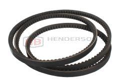 AX98 Premium Brand Cogged V Belt 13x8mm Inside Length 98 Inches