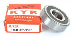 CSK12P One Way Bearings Premium Quality KYK With Keyway 12x32x10mm