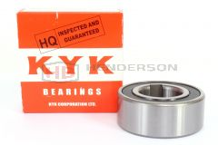 CSK25P-2RS One Way Bearings Premium Quality KYK With Keyway 25x52x20mm