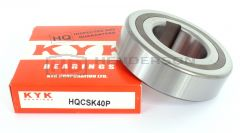 CSK40P One Way Bearings Premium Quality KYK With Keyway 40x80x22mm