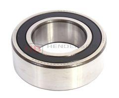 3202B-2RSTN Double Row Angular Contact Ball Bearing Premium Brand NSK 15x35x15.9mm