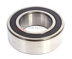 3203-2RSTNG Double Row Angular Contact Ball Bearing Premium Brand NSK 17x40x17.5mm