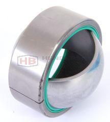 GE35-2RSTGR, aka GE35-2RSETX, GE35-2RSECNIRO, Spherical Plain Bearing LS Stainless Steel/PTFE 35x55x25x20mm