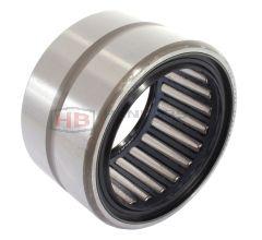 "BR142216UU Machined Needle Roller Bearing Premium Brand IKO 7/8x1-3/8x1"""