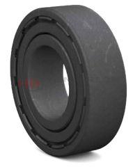 6003-2Z/VA208 High Temperature Deep Groove Ball Bearing With Metal Shields SKF 17x35x10mm