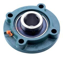 UCFCX08 40mm Shaft Cast Iron Round-flanged type with spigot joint brand Koyo