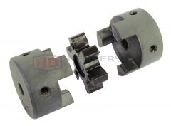 Jaw Or Lovejoy Coupling complete or components - Choose