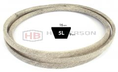 5L880K-B85 High Performance Agri/Garden Mower V-Belt Made with DuPont™ Kevlar