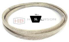 5L900K-B87 High Performance Agri/Garden Mower V-Belt Made with DuPont™ Kevlar