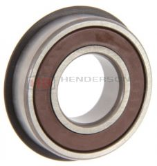 6000-2RSNR aka 60002RSNR Budget Deep Groove Ball Bearing Sealed with Snap Ring Groove 10x26x8mm