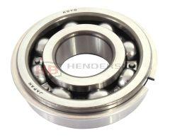 60/28NR Ball Bearing With Snap Ring Premium Brand Koyo 28x52x12mm
