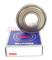 BL206ZZ, aka M206ZZ, 206ZZ Maximum Capacity Ball Bearing Premium Brand NSK 30x62x16mm