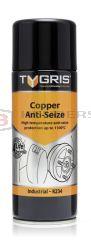 Copper Anti Seize Spray 400ml Tygris R234