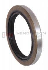 48x62x8mm R6 NBR Metal Outer, Rotary Shaft Oil Seal/Lip Seal