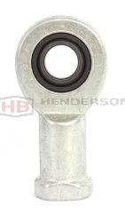GIR12UK 12mm Bore Right Hand Female Maintenance Free PTFE Rod End Bearing