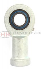 GIL45DO-2RS, SILA45ES-2RS M42x3mm Thin Section Female Left Hand Rod End