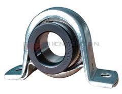 SAPP203, LPB17EC 17mm Bore Pressed Steel Pillow block Bearing Unit