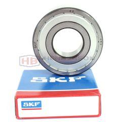 BL208ZZ, aka M208ZZ, 208ZZ SKF Maximum Capacity Ball Bearing with filling slots 40x80x18mm