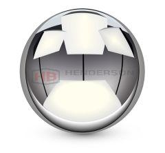 "1/64"" Precision Metric Steel Balls Grade 100 - Pack of 1000"
