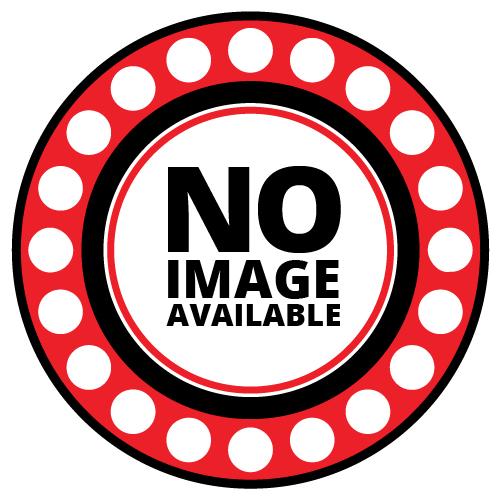 F61801-2RS, F6801-2RS flanged ball bearing 12x21x5mm